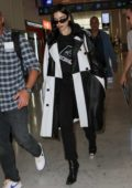dua lipa arrives at nice airport for the 72nd annual cannes film festival, france