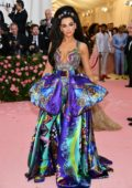 Dua Lipa attends The 2019 Met Gala Celebrating Camp: Notes on Fashion in New York City