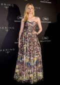 Elle Fanning attends the Kering Women In Motion Awards during the 72nd annual Cannes Film Festival in Cannes, France