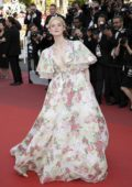 Elle Fanning attends the screening of 'Les Miserables' during the 72nd annual Cannes Film Festival in Cannes, France