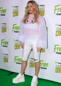 Ellie Goulding attends the Free Radio Hits Live in Birmingham, UK