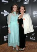 Emilia Clarke and Rose Leslie at the 'SMS Battles Quiz For The MS Society' in London, UK