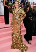 Emily Blunt attends The 2019 Met Gala Celebrating Camp: Notes on Fashion in New York City