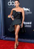 Eva Longoria attends the 2019 Billboard Music Awards at MGM Grand Garden Arena in Las Vegas, Nevada