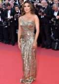 Eva Longoria attends the screening of 'Rocketman' during the 72nd annual Cannes Film Festival in Cannes, France