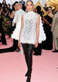 Gal Gadot attends The 2019 Met Gala Celebrating Camp: Notes on Fashion in New York City