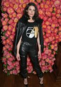 Gemma Arterton attends Michael Kors private dinner party in London, UK