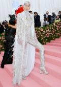 Gigi Hadid attends The 2019 Met Gala Celebrating Camp: Notes on Fashion in New York City