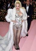 Gwen Stefani attends The 2019 Met Gala Celebrating Camp: Notes on Fashion in New York City