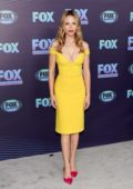 Halston Sage attends Fox Upfront Presentation at Central Park's Wollman Rink in New York City
