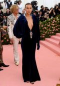 Irina Shayk attends The 2019 Met Gala Celebrating Camp: Notes on Fashion in New York City