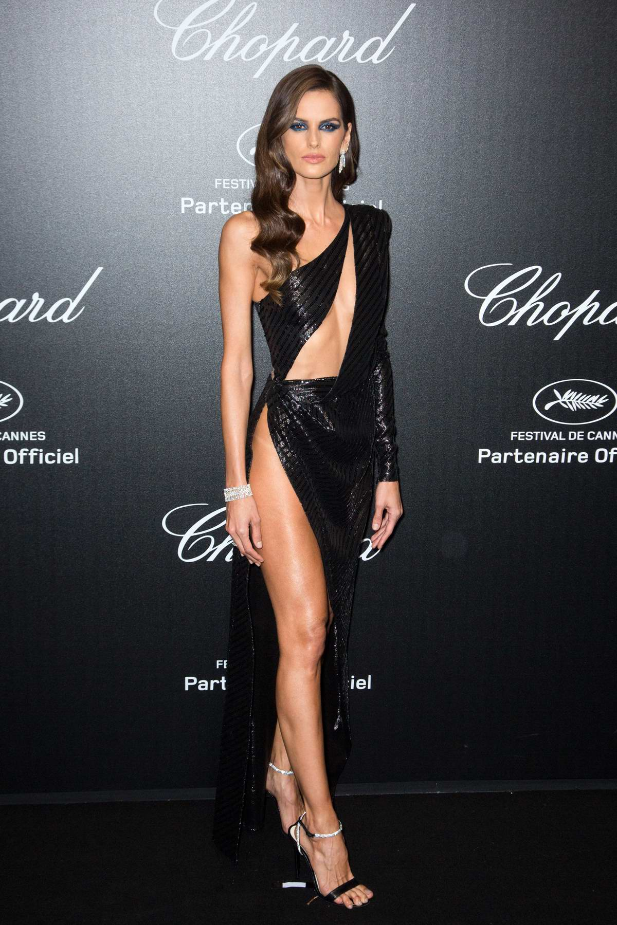 Izabel Goulart attends the Chopard Love Night Party during the 72nd annual Cannes Film Festival in Cannes, France