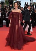 Izabel Goulart attends the screening of 'Oh Mercy! (Roubaix, une Lumiere)' during the 72nd annual Cannes Film Festival in Cannes, France