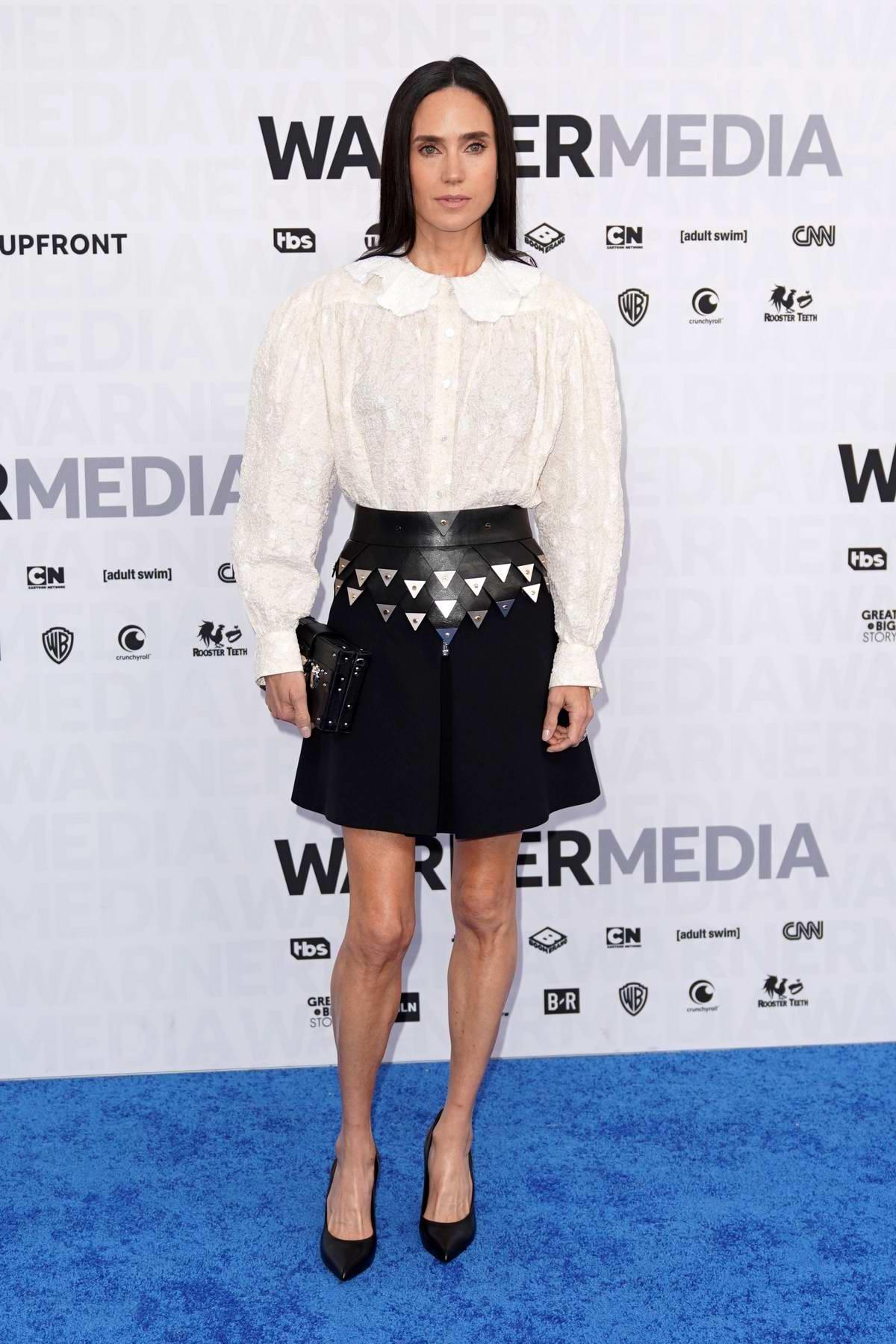 Jennifer Connelly attends the WarnerMedia Upfront Presentation in New York City