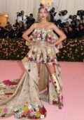 Josephine Skriver attends The 2019 Met Gala Celebrating Camp: Notes on Fashion in New York City