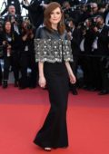 Julianne Moore attends the screening of 'Les Miserables' during the 72nd annual Cannes Film Festival in Cannes, France