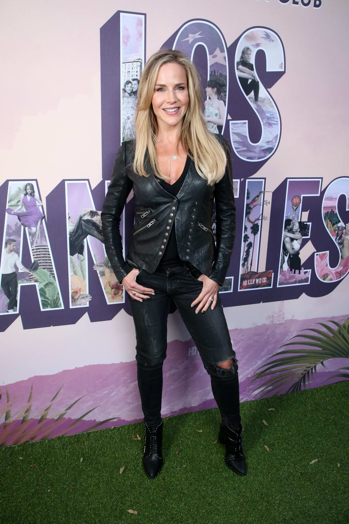 Julie Benz attends the 20th Anniversary And Cast reunion of 1999 Cult Classic 'Jawbreaker' In Los Angeles