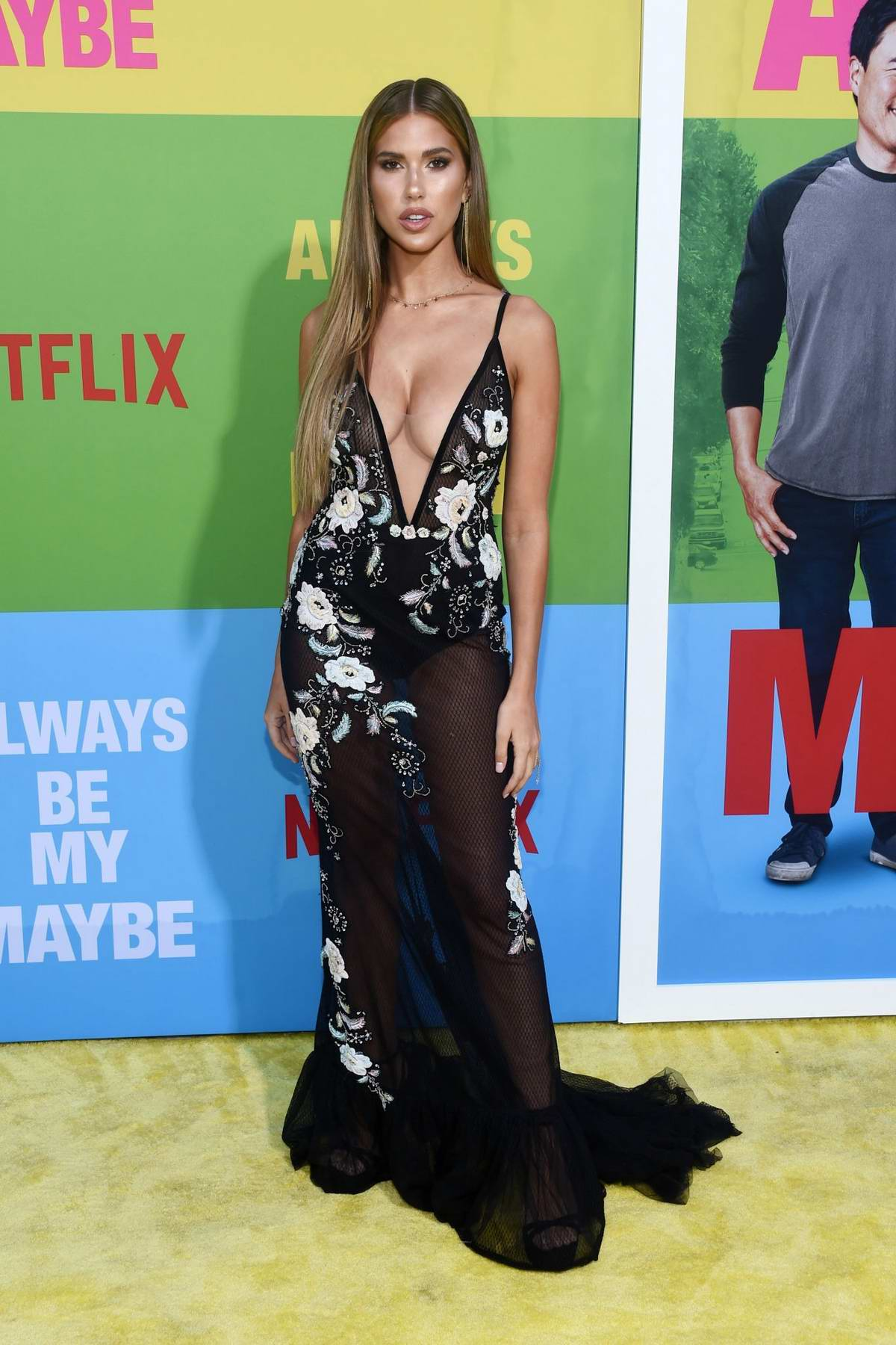 Kara Del Toro attends Netflix premiere of 'Always Be My Maybe' in Westwood, California
