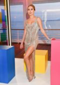 Kimberley Garner attends De Grisogono 'Technicolor' party during 72nd annual Cannes Film Festival in Cannes, France