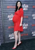 Krysten Ritter attends the Special Screening of Netflix's 'Jessica Jones' Season 3 held at Arclight Hollywood, California