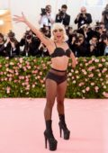 Lady Gaga attends The 2019 Met Gala Celebrating Camp: Notes on Fashion in New York City