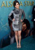 Laura Marano attends the world premiere of 'The Sun Is Also A Star' at Pacific Theaters in Los Angeles