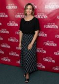 Leighton Meester attends the SAG-AFTRA Foundation Conversations with 'Single Parents' in Los Angeles