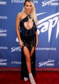 Lindsey Pelas hosts a Memorial Day weekend bash at Sapphire Pool and Dayclub in Las Vegas, Nevada
