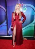 Lindsey Vonn attends the NBCUniversal Upfront Presentation at Four Seasons Hotel in New York City