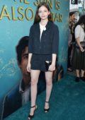 Mackenzie Foy attends the world premiere of 'The Sun Is Also A Star' at Pacific Theaters in Los Angeles
