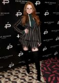 Madelaine Petsch attends the launch of M3, her second capsule collection with Privé Revaux in New York City