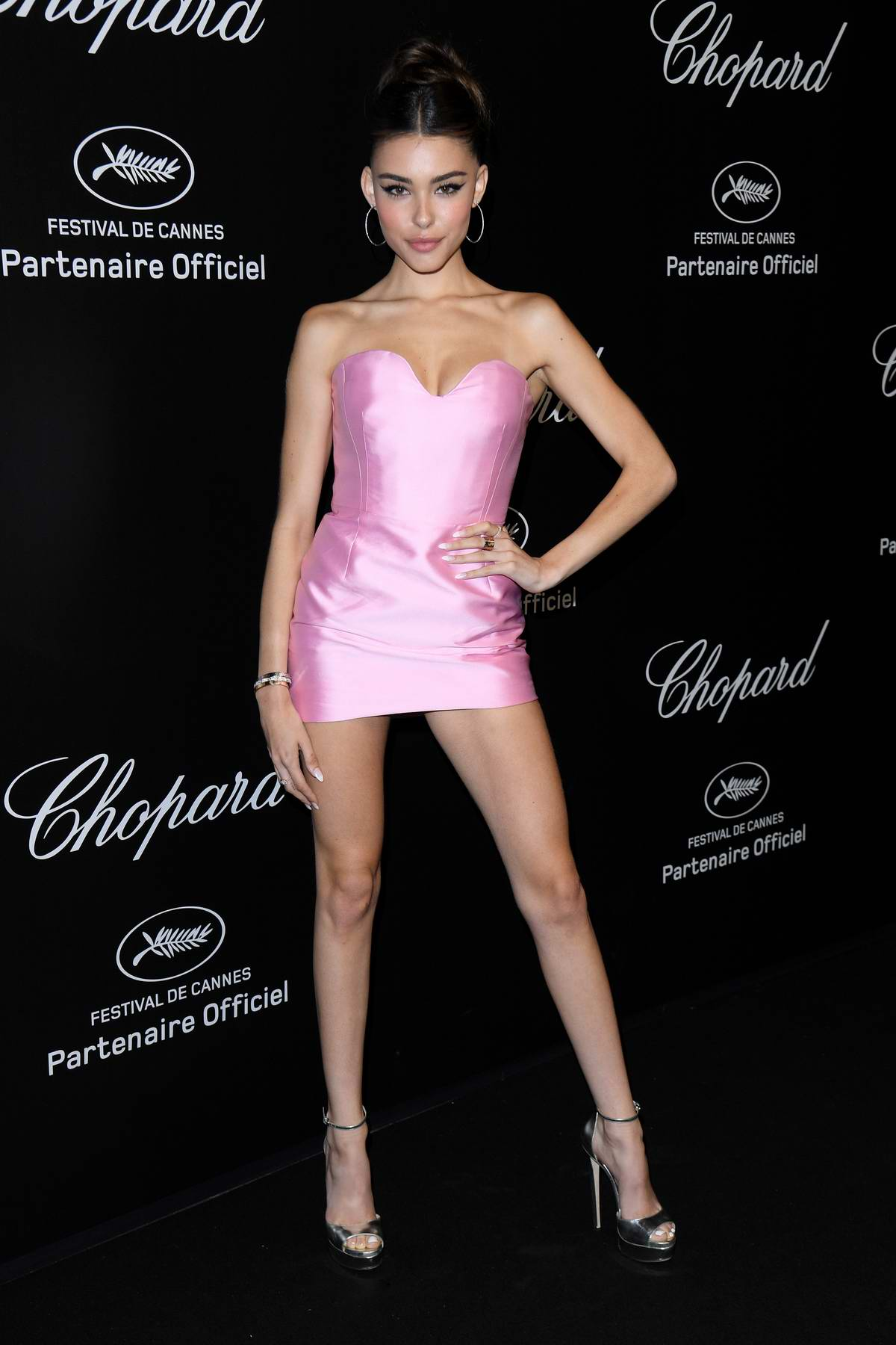 Madison Beer attends the Chopard Love Night Party during the 72nd annual Cannes Film Festival in Cannes, France