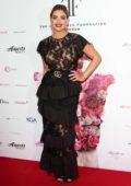 Megan Barton-Hanson attends the FiFi Fragrance Foundation Awards in London, UK