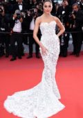 Olivia Culpo attends the screening of 'Sibyl' during the 72nd annual Cannes Film Festival in Cannes, France