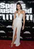 Olivia Culpo attends the Sports Illustrated Swimsuit Celebrates 2019 Issue Launch at Myn-Tu in Miami, Florida
