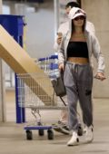 Olivia Jade Giannulli and Jackson Guthy spend the afternoon shopping at Ikea in Burbank, California