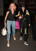 Pixie Lott seen leaving the Royal Albert Hall in London, UK