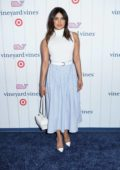 Priyanka Chopra attends the Vineyard Vines for Target Launch Event in New York City