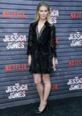 Rachael Taylor attends the Special Screening of Netflix's 'Jessica Jones' Season 3 held at Arclight Hollywood, California