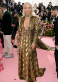 Rita Ora attends The 2019 Met Gala Celebrating Camp: Notes on Fashion in New York City