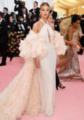 Rosie Huntington-Whiteley attends The 2019 Met Gala Celebrating Camp: Notes on Fashion in New York City