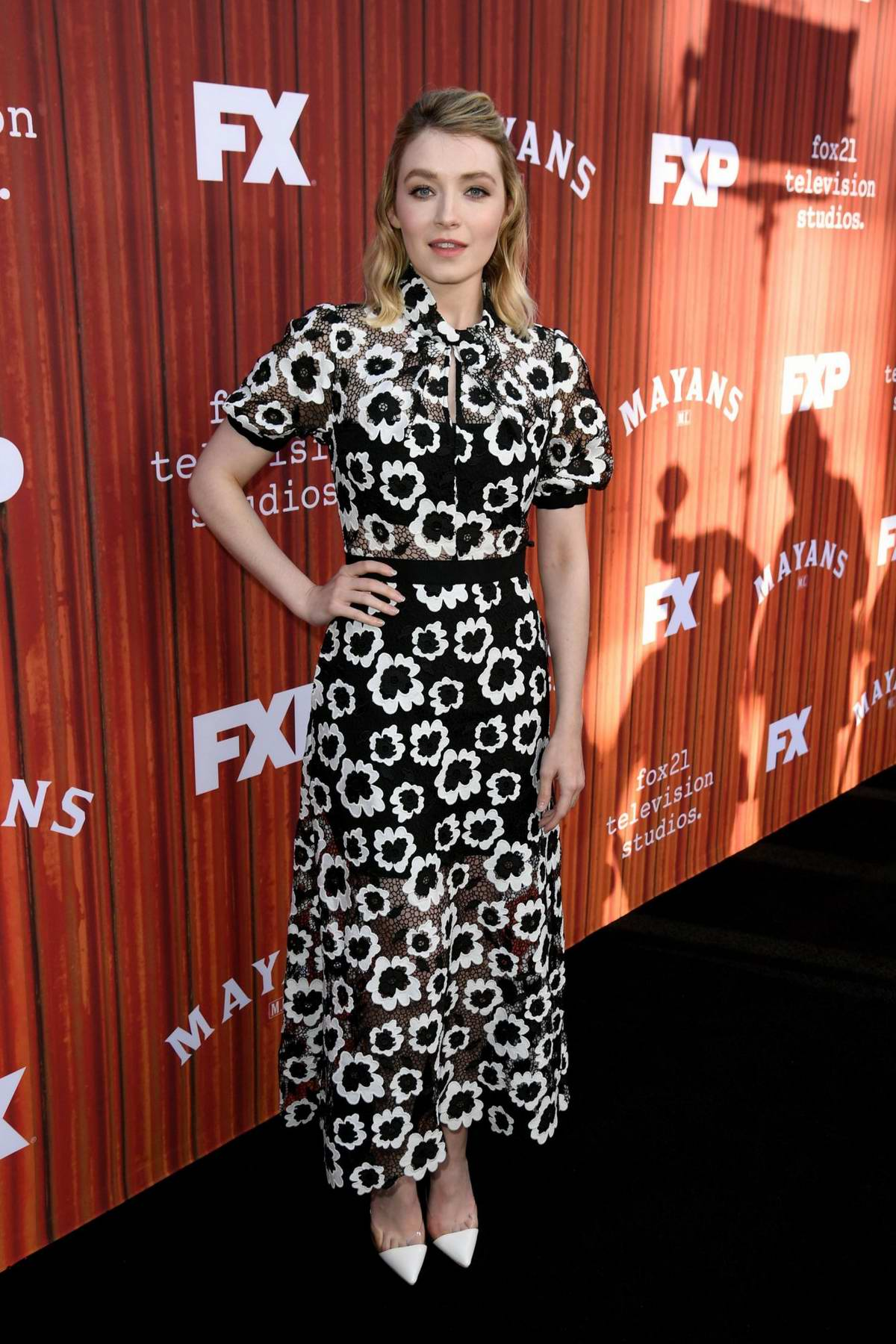 Sarah Bolger attends the FYC Event For FX's 'Mayans' in Los Angeles