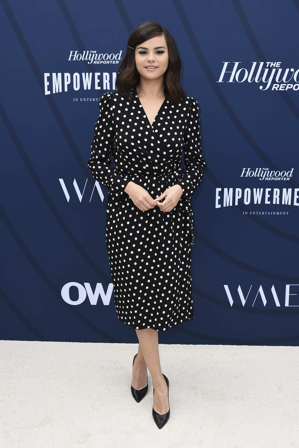 Selena Gomez attends The Hollywood Reporter's Empowerment In Entertainment Event 2019 at Milk Studios in Los Angeles