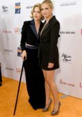 Selma Blair and Sarah Michelle Gellar attend the 26th Annual Race to Erase MS GALA held at the Beverly Hilton Hotel in Beverly Hills, Los Angeles