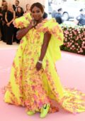 Serena Williams attends The 2019 Met Gala Celebrating Camp: Notes on Fashion in New York City