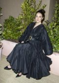 Shailene Woodley attends the Dior And Vogue Paris dinner at Fred L'Ecailler in Cannes, France