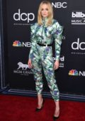 Sophie Turner attends the 2019 Billboard Music Awards at MGM Grand Garden Arena in Las Vegas, Nevada