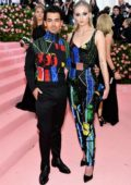 Sophie Turner and Joe Jonas attend The 2019 Met Gala Celebrating Camp: Notes on Fashion in New York City