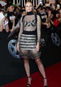 Sophie Turner attends the South Korean premiere of 'X-Men: Dark Phoenix' in Seoul, South Korea