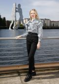 Sophie Turner attends 'X-Men: Dark Phoenix' Photocall on the Spreeufer in Berlin, Germany